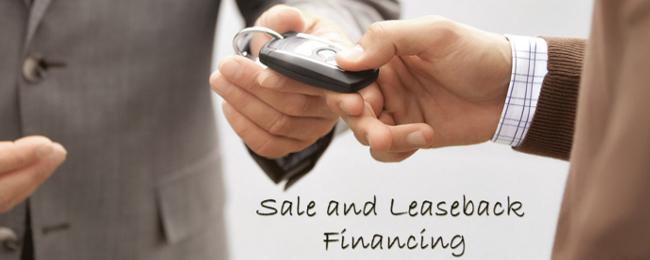 Sales Leaseback Financing