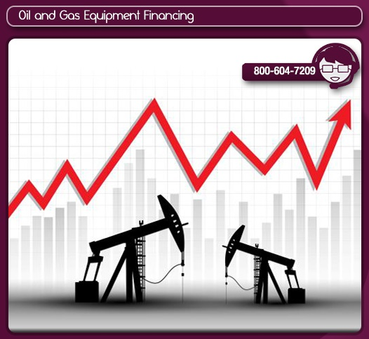 Oil and gas equipment financing